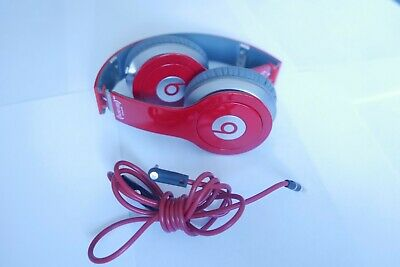 Beats by Dr. Dre Solo HD On-Ear Headphones Special Edition - Red (9277)