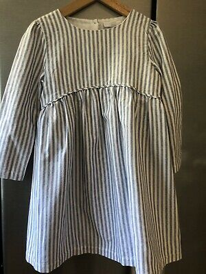 The Little White Company Girls Dress Age 5-6