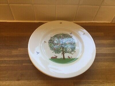 Portmeirion - Enchanted Tree Dinner Plates X2 Brand New
