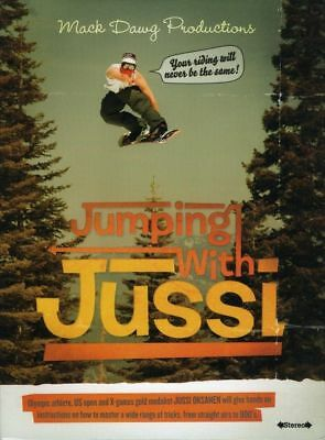Jumping With Jussi ( DVD, )