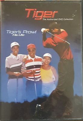 Tiger Woods : Tiger's Prowel - His Life ( DVD, 2004 )