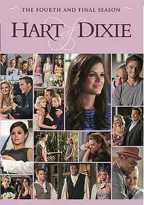 Hart of Dixie: The Fourth and Final Season (DVD, 2015, 3-Disc Set)