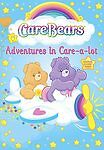 Care Bears: Adventures in Care-A-Lot - Episodes 1-4 (DVD, 2004)