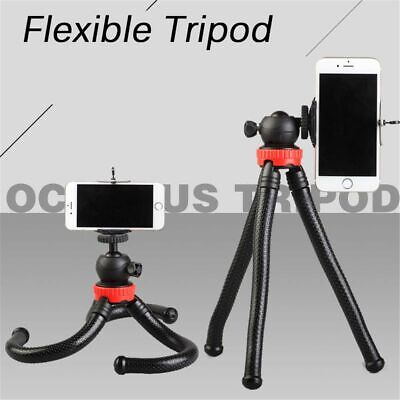 Travel Portable Outdoor Camera Holder Gorilla Pod Octopus Stand Flexible Tripod