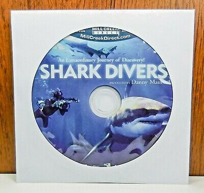 Shark Divers - Disc Only (Blu Ray)
