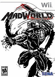 MadWorld Video Game for Nintendo Wii Complete