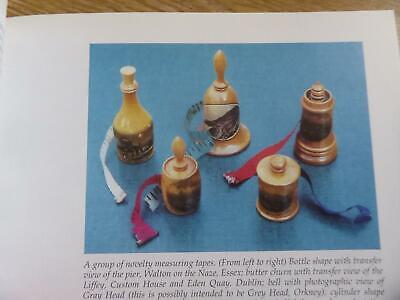 Collect Old Mauchline Ware? Superb Collectors Fully Illustrated Reference Book