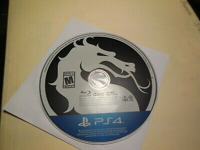 Mortal Kombat XL Edition (Playstation 4 PS4 2016) DISC ONLY
