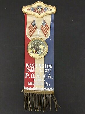 Patriotic Order Sons of America P.O.S. of A Medal Camp NO. 327 Saylorsburg, PA