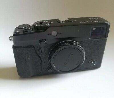 Fuji X-PRO 1 Camera Body Only, Battery & Charger, original box and instructions