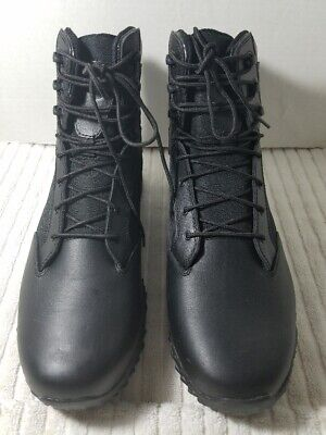 New Under Armour Stellar Mens Tactical Boots Sz 11 Black