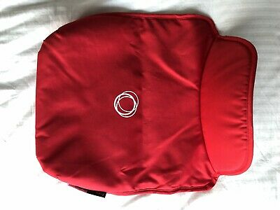 Bugaboo Donkey Red Apron - Perfect Condition