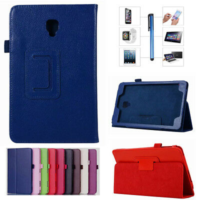"""For Samsung Galaxy Tab A 8.0"""" 2017 SM-T380 T385 Smart Leather Stand Case Cover"""