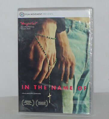 In the Name of - Film Movement LGBTQ Drama Polish / English subs - Region 1 DVD