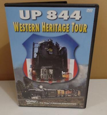 UP 844 Western Heritage Tour [DVD] Trains Railroad