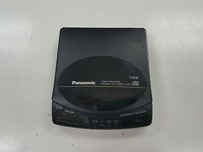 Vintage Panasonic SL-NP12 Portable CD Player Portable CD Player works
