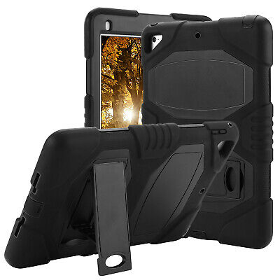 For iPad 9.7 in 2018 6th Gen A1893 A1954 Shockproof Stand Cover Lightweight Case