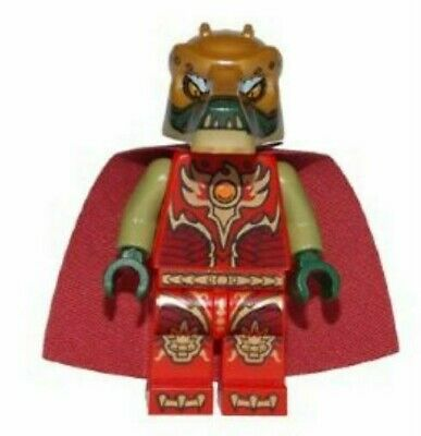 Lego Minifigure Only Legends of Chima LOC153 Crominus Fire Chi