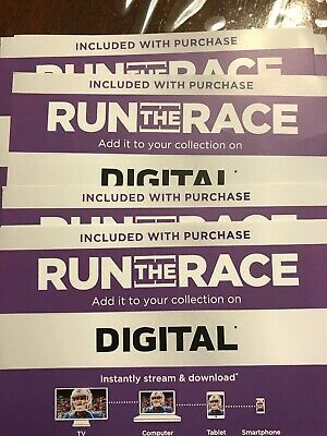 Run The Race Canadian Redeem Code