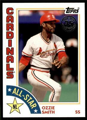 2019 Topps Series 2 1984 All-Stars #84AS-OS Ozzie Smith
