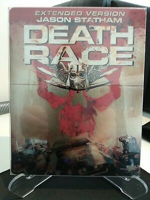 Death Race - Extended Version Steelbook Bluray [Edizione: Germania]