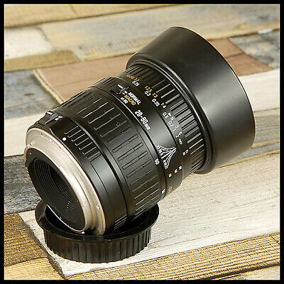 Canon EOS Macro 1:2 DIGITAL fit Sigma 28 80mm Zoom AF ideal Full Frame and Crop