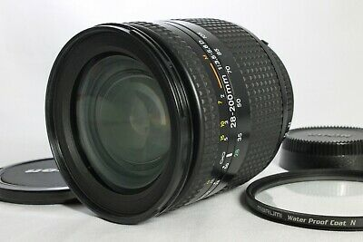 Excellent- Nikon AF NIKKOR 28-200mm f3.5-5.6D Zoom Lens with Filter from Japan