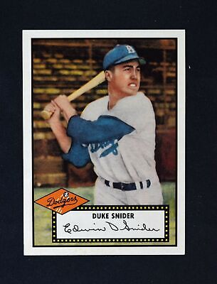 2019 Topps Series 2 Iconic Card Reprints #ICR-58 Duke Snider