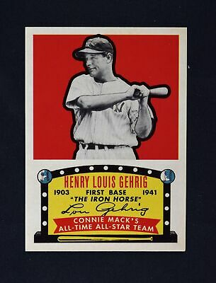 2019 Topps Series 2 Iconic Card Reprints #ICR-55 Lou Gehrig