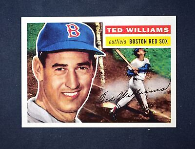 2019 Topps Series 2 Iconic Card Reprints #ICR-66 Ted Williams