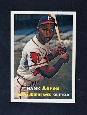 2019 Topps Series 2 Iconic Card Reprints #ICR-68 Hank Aaron