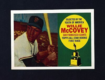 2019 Topps Series 2 Iconic Card Reprints #ICR-71 Willie McCovey