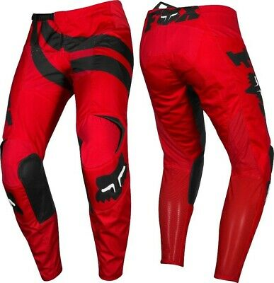 2019 Fox COTA 180 Motocross MX Race OffRoad Pants RED Adults