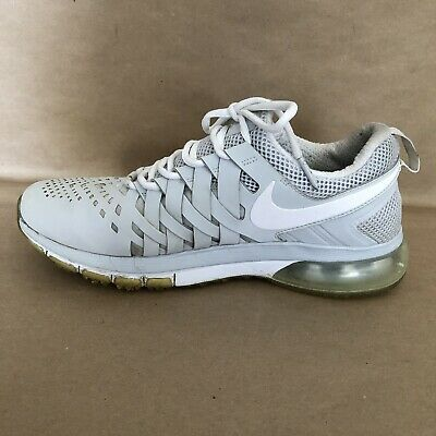 new style 13a38 1bb6e Nike Fingertrap Max Training Shoes 644672-010 Gray Men s US Size 9