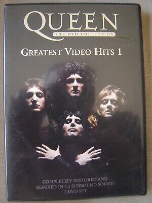 Queen - The DVD Collection: Greatest Video Hits 1 - a 2 Disc Set