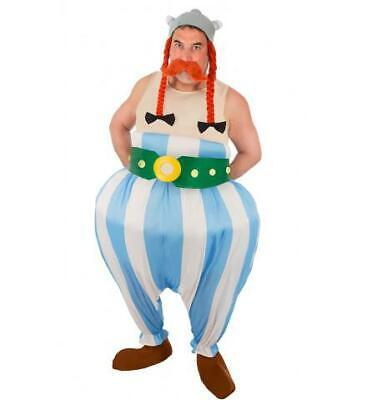 Costume Obelix forzuto gallo