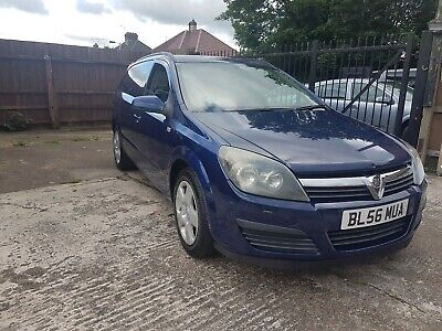 Vauxhall Astra Van Sportive 1.7 Cdti 2007 Sold Sold