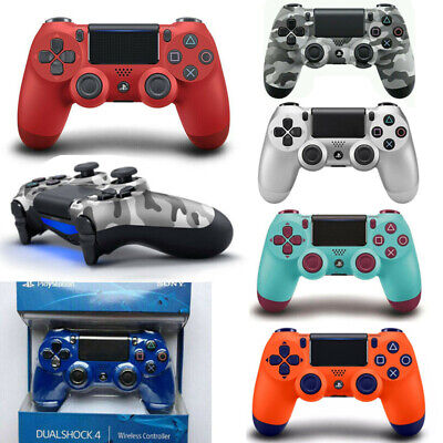 Official Sony Ps4 Dualshock 4 Wireless Controller - New
