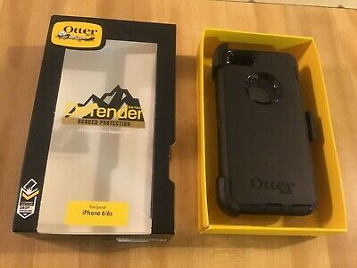 IPHONE 6 IPHONE 6s Case w/Holster Belt Clip as Otterbox