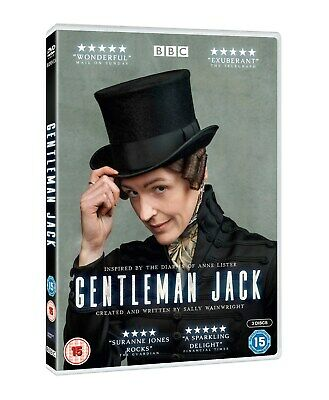 Gentleman Jack (Box Set) [DVD]