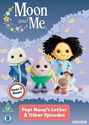 Moon and Me: Pepi Nana's Letter & Other Episodes [DVD]