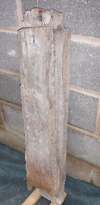 Old Oak Reclaimed Salvage Timber frame Panel Lintel Ideal for Mantel Piece