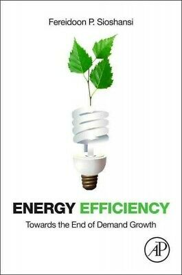 Energy Efficiency : Towards the End of Demand Growth, Hardcover by Sioshansi,...