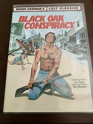 Black Oak Conspiracy DVD — Rare And OOP!!!