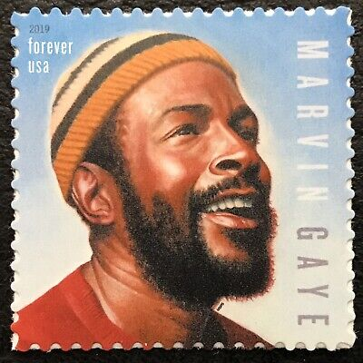 2019 Scott #5371 - Forever - MARVIN GAYE - MUSIC ICON - Single Mint NH
