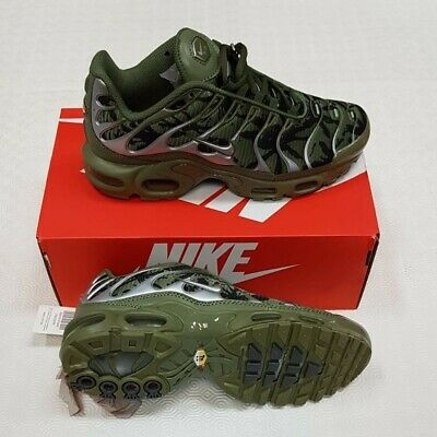 the latest 91bde 2d3f9 NIKE AIR MAX Plus TN - Camo Green - Brand New - Sizes 7/8/9/10