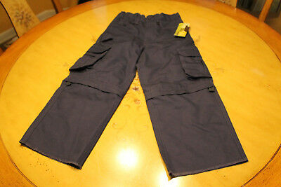 Boy Scouts Of America Uniform Switchback  Pants2 Youth 04 Nwt