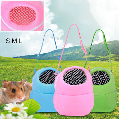 Souple Petit Animal de Compagnie Hamster Hérisson Lapin Sac Transport Portable
