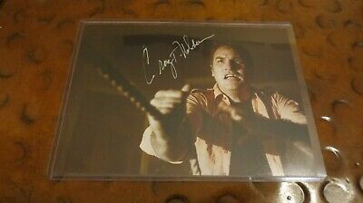 Craig T Nelson actor signed autographed photo Incredibles Poltergeist Coach