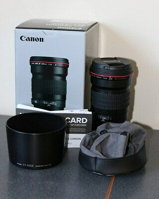 Canon EF 200mmf2.8L IS USM II – Mint Cond.